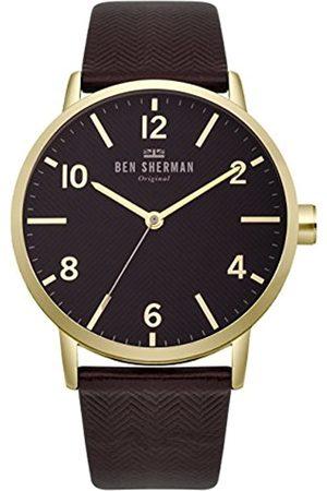 Ben Sherman Mens Analogue Classic Quartz Watch with Nylon Strap WB070RB