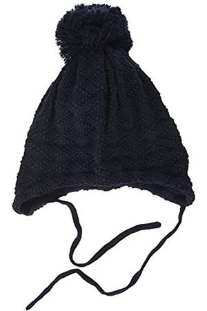 maximo Boys' mit Struktur Pompon und Bindeband Hat