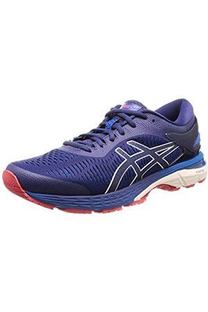 ASICS Men's Gel-Kayano 25 Running Shoes, (Indigo /Cream 400)