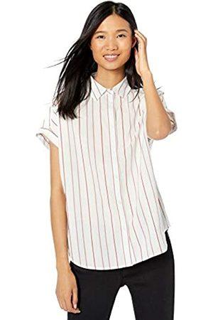 Goodthreads Lightweight Cotton Short-Sleeve Shirt / / Dobby Stripe