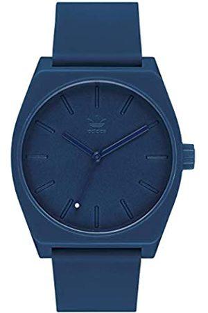 adidas Mens Analogue Quartz Watch with Silicone Strap Z10-2904-00
