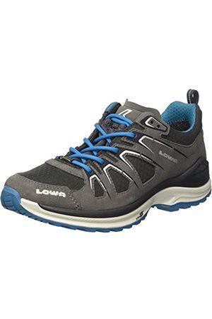 Lowa Women's Innox Evo GTX Lo Ws Hiking Shoes, (Grau/türkis)
