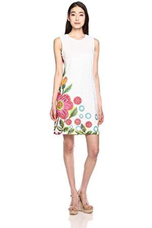 Desigual Women's VEST_BLUES Mini Sleeveless Dress