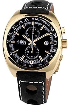 M.O.M. Manifattura Orologiaia Modenese 059 pm7610 – 6222 Men Wrist Watch
