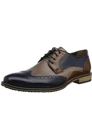 FRETZ men Grenoble Derbys, (Navy /Mokka 42)