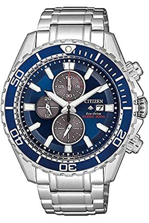 Citizen Mens Analogue Quartz Watch with Stainless Steel Strap CA0710-82L