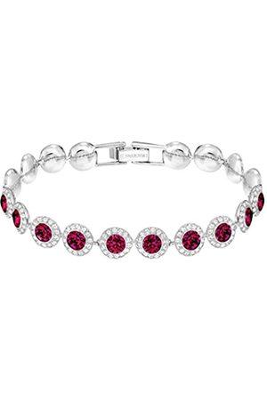 Swarovski Women's Rhodium plated Angelic Bracelet 5446006