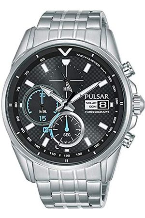 Pulsar Men's Analogue Quartz Watch with Stainless Steel Strap 8431242963488