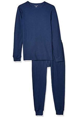 Amazon Essentials Thermal Long Underwear Set Navy