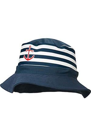Playshoes Boy's UV-Schutz Fischerhut Maritim Hat