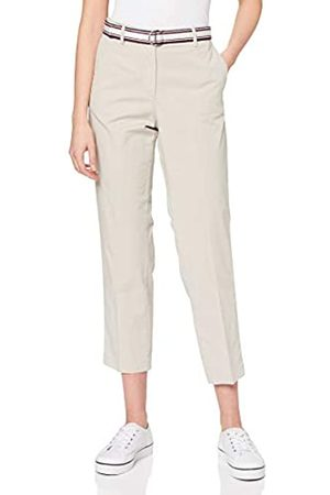 Tommy Hilfiger Women's GMD Cotton Tencel Slim Pant Straight Jeans