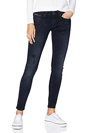 Tommy Hilfiger Women's Low Rise Skinny Sophie CPT Straight Jeans