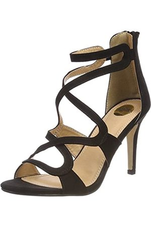 Buffalo Women's 315972 Ankle Strap Sandals, ( 01 000)