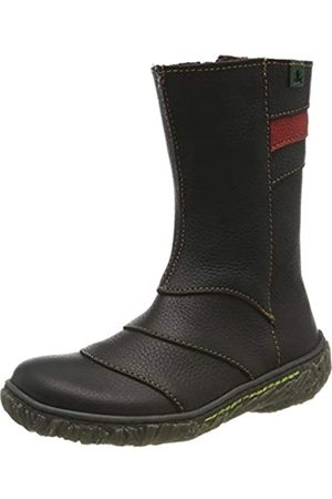 El Naturalista Girls' E770 Soft Grain Nido Slouch Boots