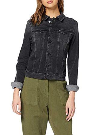 Tommy Hilfiger Women's Slim Trucker Vivian PBLK Jacket