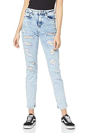 New Look Women's Extreme Rip Acid Cairo Skinny Jeans