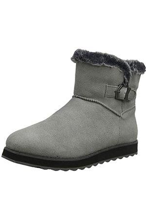 Skechers KEEPSAKES 2.0, Women Ankle Boots, ( Suede Gry)