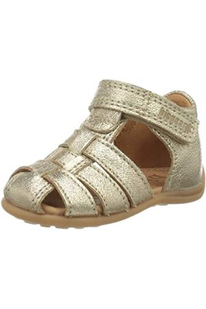Bisgaard Girls' Carly Closed Toe Sandals, (Platin 2200)