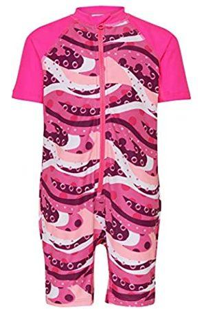 Lego Wear Baby Girls' Duplo Alpha 303-Uv 50+ Badebekledung Einteiler Kurzarm Swimwear Set