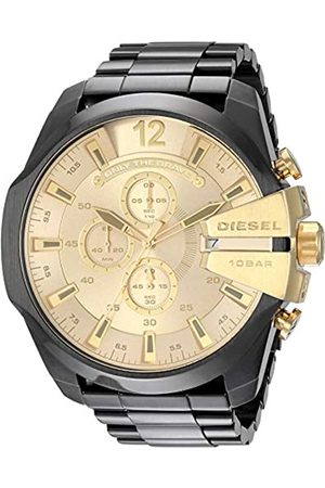 Diesel Mens Analogue Quartz Watch with Stainless Steel Strap 4051432800856