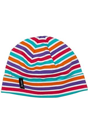 Sterntaler Girl's Slouch-Beanie Hat, Turquoise-Türkis (wasserfall 446)