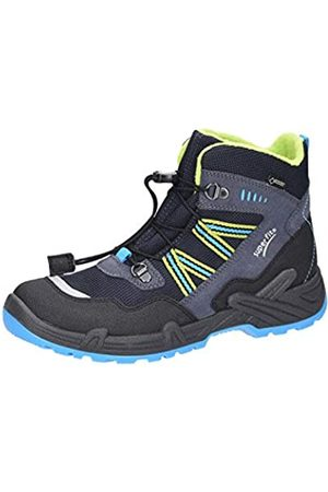 Superfit Boys' Canyon Snow Boots, (Blau/grün 81 81)