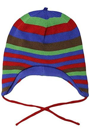 Toby Tiger And Stipe Knitted Hat XS 0-6m