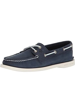 Sperry Women's A/O 2-Eye Boating Shoes, (Navy Navy)