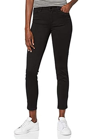 Armani Women's 10, 9 Ounces Overdyed Satin Skinny Jeans