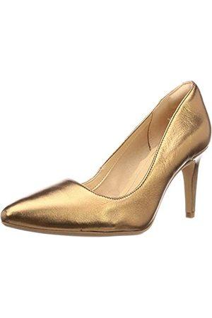 Clarks Women's Laina Rae Ankle Boots, (Bronze Metallic Bronze Metallic)
