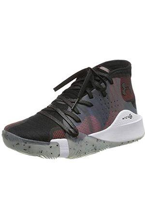 Under Armour Boys' Spawn Mid Basketball Shoes, ( / / (006) 006)