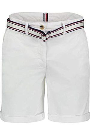 Tommy Hilfiger Women's GMD Cotton Tencel Slim Bermuda Jeans