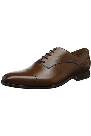 Geox Men's U New Life A Oxfords, (COGNAC C6001)
