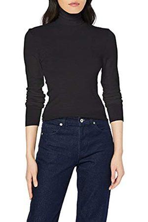 Hanro Women's Woolen Silk Rollkragenshirt Thermal Top