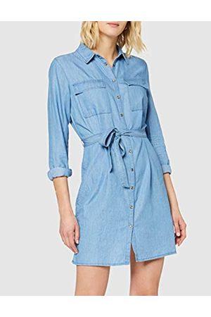 Springfield 4.pa. Denim Tencel Dress Women's 42 (Manufacturer's size:42)