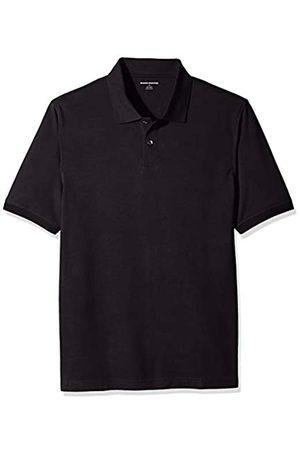 Amazon Regular-Fit Cotton Pique Polo Shirt