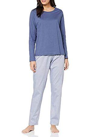 Tommy Hilfiger Women's Set Ls Woven Pyjama Bottoms