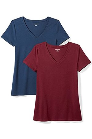 Amazon 2-Pack Short-Sleeve V-Neck T-Shirt