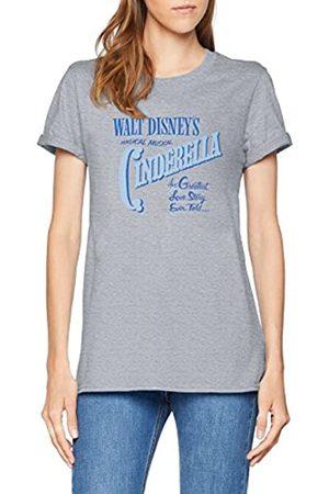 Disney Women's Cinderella T-Shirt, ( Spo)