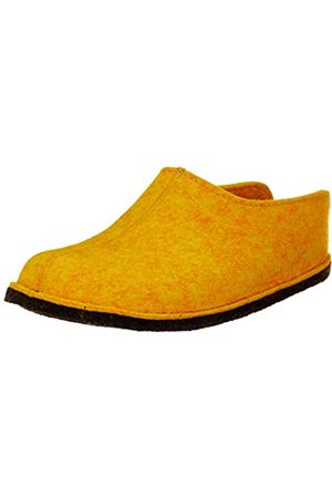 HAFLINGER Unisex Adults' Flair Smily Open Back Slippers, (Mais 252)