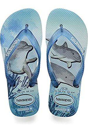 Havaianas Unisex's Conservation International Flip Flops, (Ice )