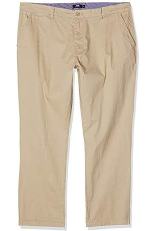 Jacamo Men's Regular Fit Stretch Chinos Short Length (29 Inches) Trousers