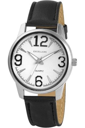 Excellanc Men's Watches 295022000052 Polyurethane Leather Strap