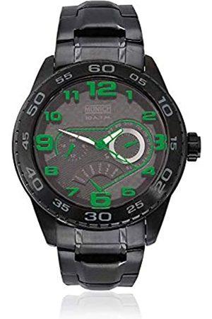 Munich Unisex Adult Analogue Quartz Watch with Stainless Steel Strap MU+140.1C