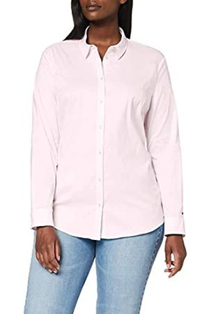 Tommy Hilfiger Women's Heritage Slim Fit Shirt Blouse