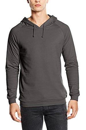 Stedman Apparel Men's Hooded Sweatshirt Unisex Plain Long Sleeve Hoodie