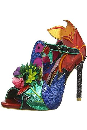 Irregular Choice Women's Hot Tropic Open Toe Heels, ( / B)