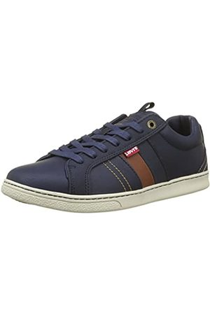 Levi's Men's Tulare Trainers, (Navy 17)