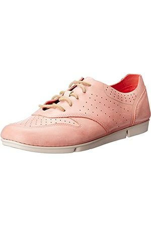 Clarks Tri Actor, Women's Low-Top Sneakers, (Coral Leather)