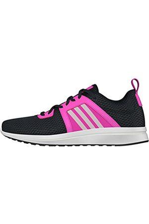 adidas Women's Durama W Running Shoes, (Negbas/Ftwbla/Rosimp)